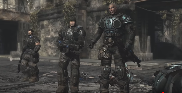 Gears Of War 1 PC Game Download