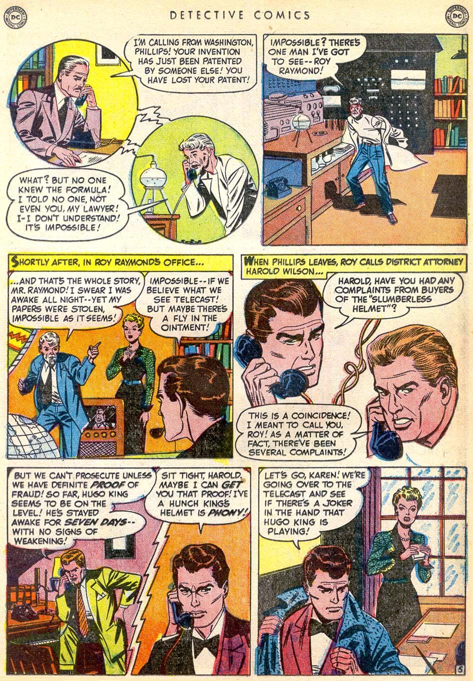 Detective Comics (1937) 165 Page 19
