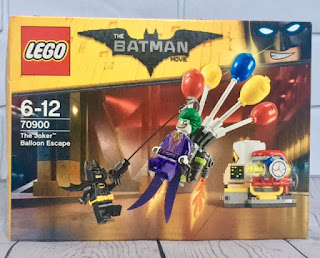 LEGO The Joker Balloon Escape