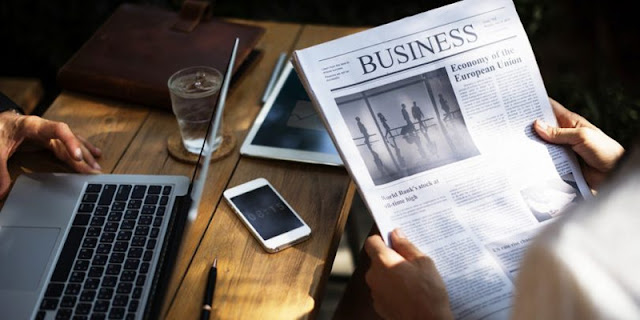 Why is it crucial to have a business blog?
