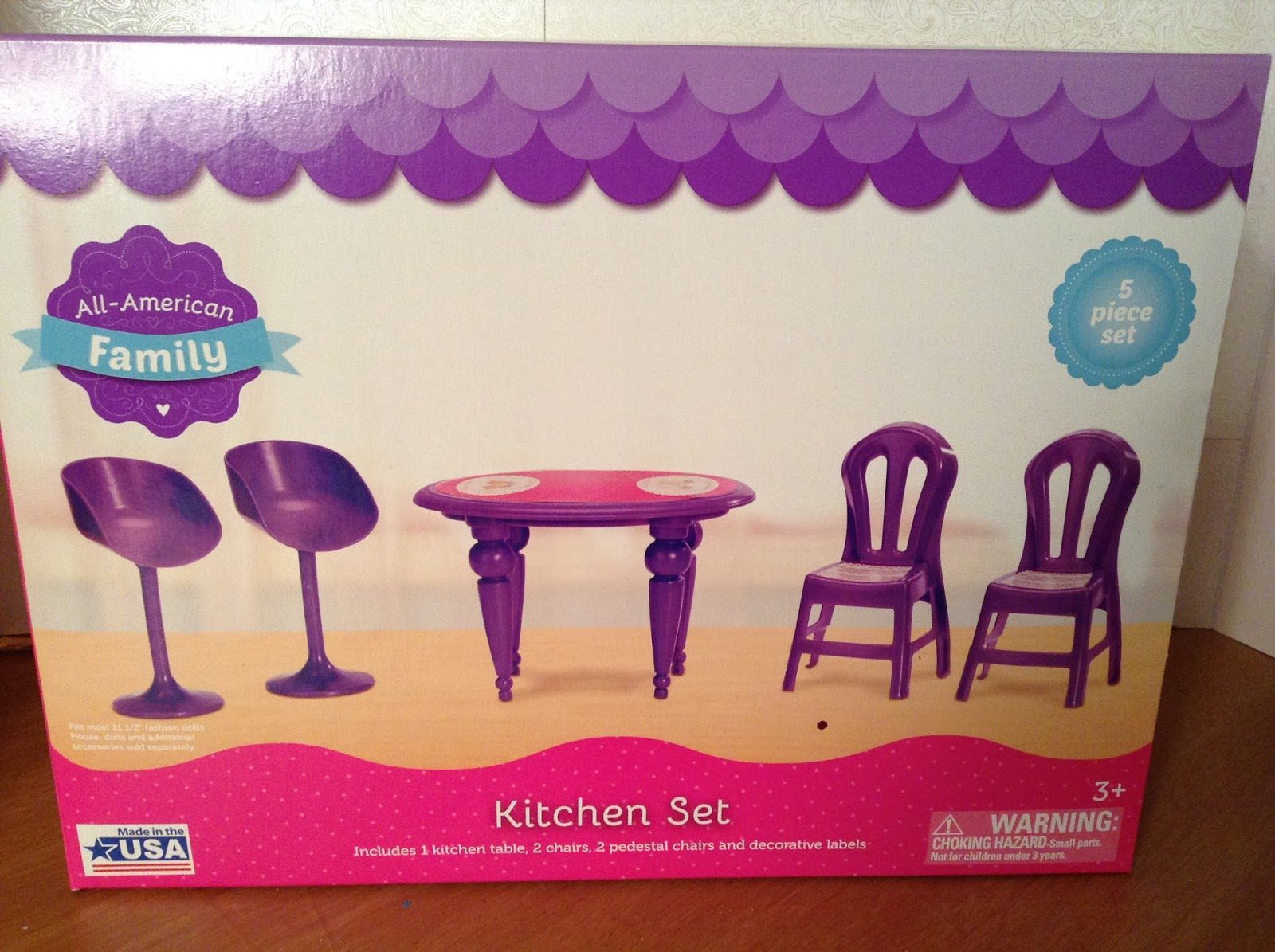 Jaye S Doll Space All American Family Furniture