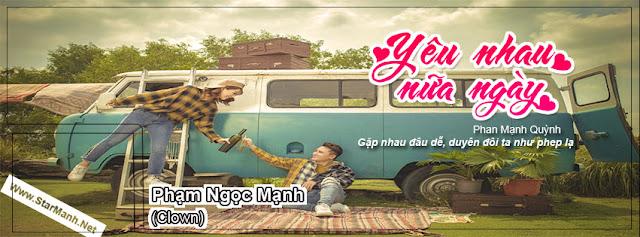 Share 2 PSD Ảnh Bìa Facebook Yêu Nhau Nữa Ngày - Phan Mạnh Quỳnh