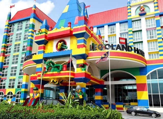 LEGOLAND® Hotel Malaysia Resort, Rooms Fit For A King!