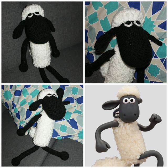 Baranek Shaun Sheep Shaun