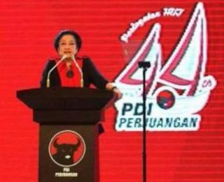 Megawati Soekarno Putri Resmi dilaporkan ke Polisi