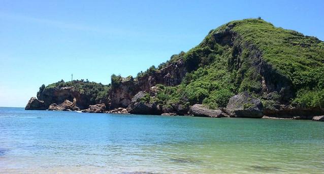 Pantai Ngrenehan Gunung Kidul Yogyakarta