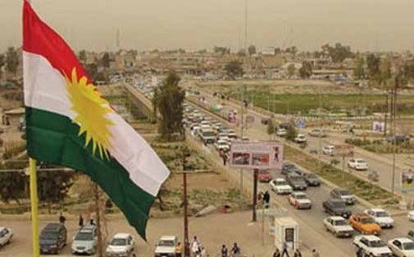 Türk yurdu Kerkük Kürt işgali altında