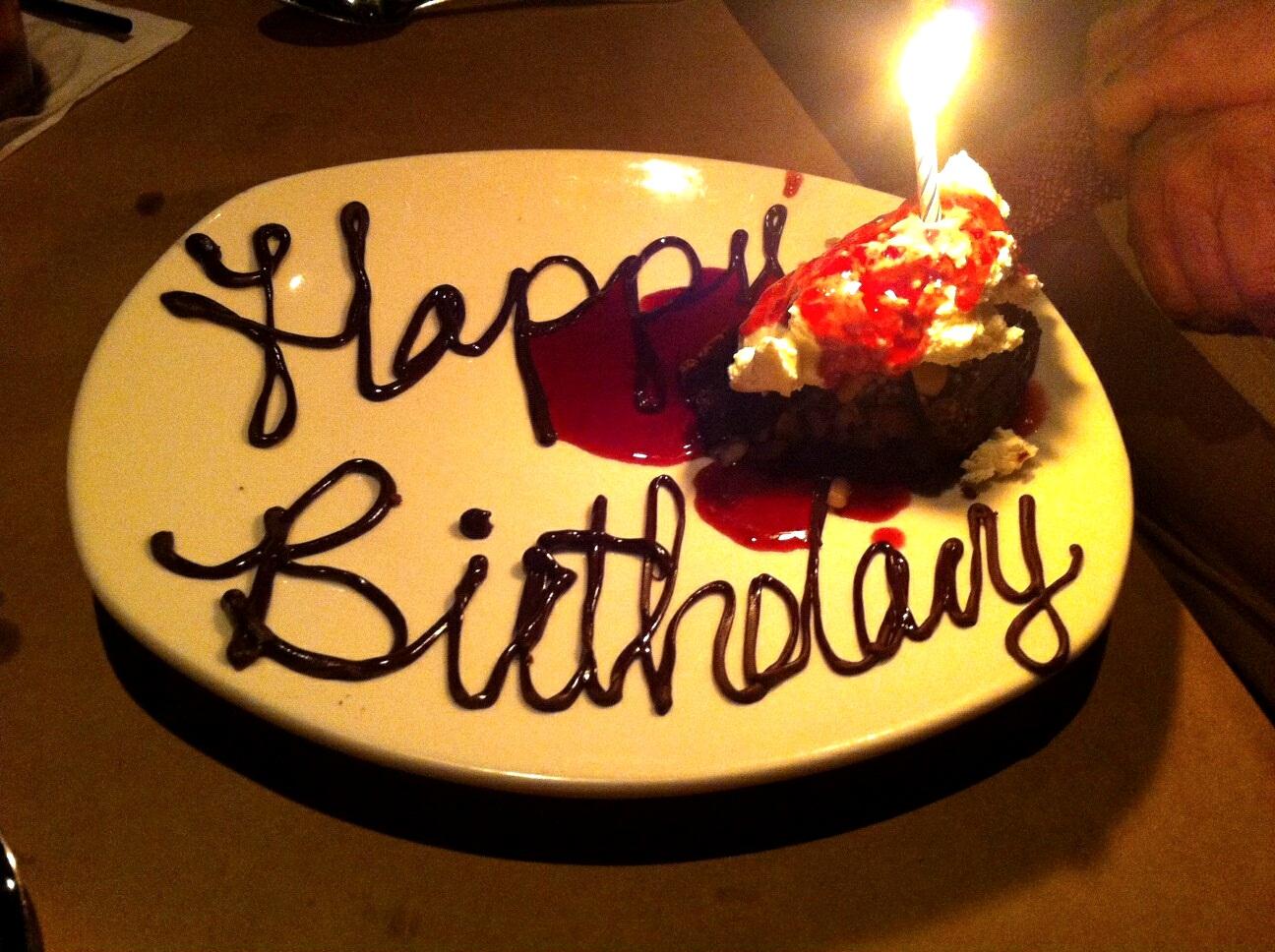 Bill Miller Birthday Cake