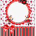Smiling Ladybugs: Free Printable Candy Bar Labels.