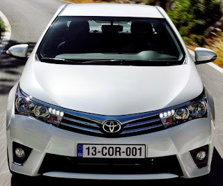 En çok satan otomobil; Toyota Corolla