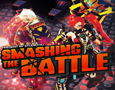 download Smashing The Battle Apk Mega MOD v1.02 New Version Android