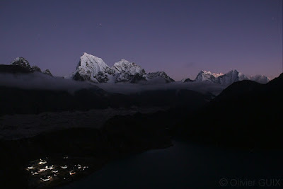 Gokyo night