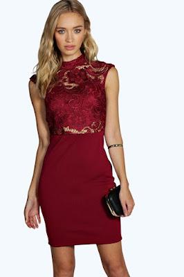 Galeria de Vestidos Cortos Elegantes