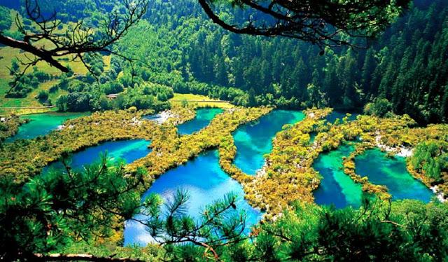 Percutian ke Chengdu: Tempat-tempat menarik di Chengdu (Part 2)