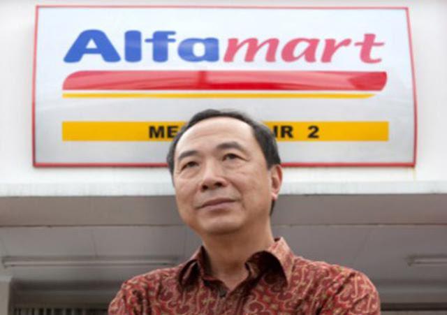 Kisah Sukses Pendiri Minimarket Alfamart - Djoko Susanto