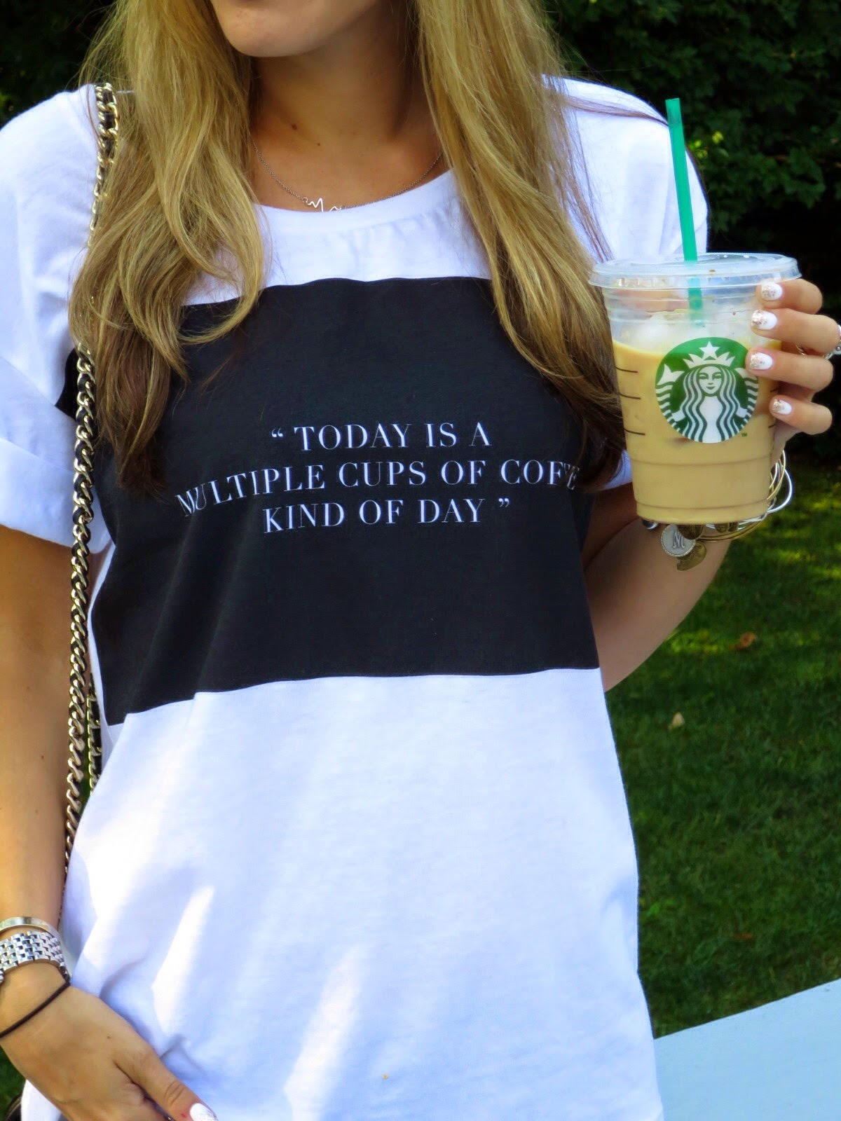 multiple cups of coffee t shirt
