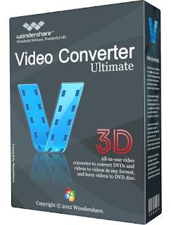 Wondershare Video Converter Ultimate 9.0.0.4 (Esp)(Multiconversor Videos)