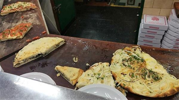 Pizza do El Imperio del La Pizza Buenos Aires