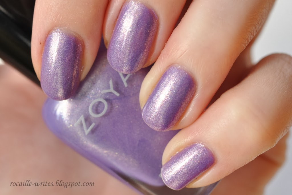 early spring nail colors rocaille writes a month in nail ...