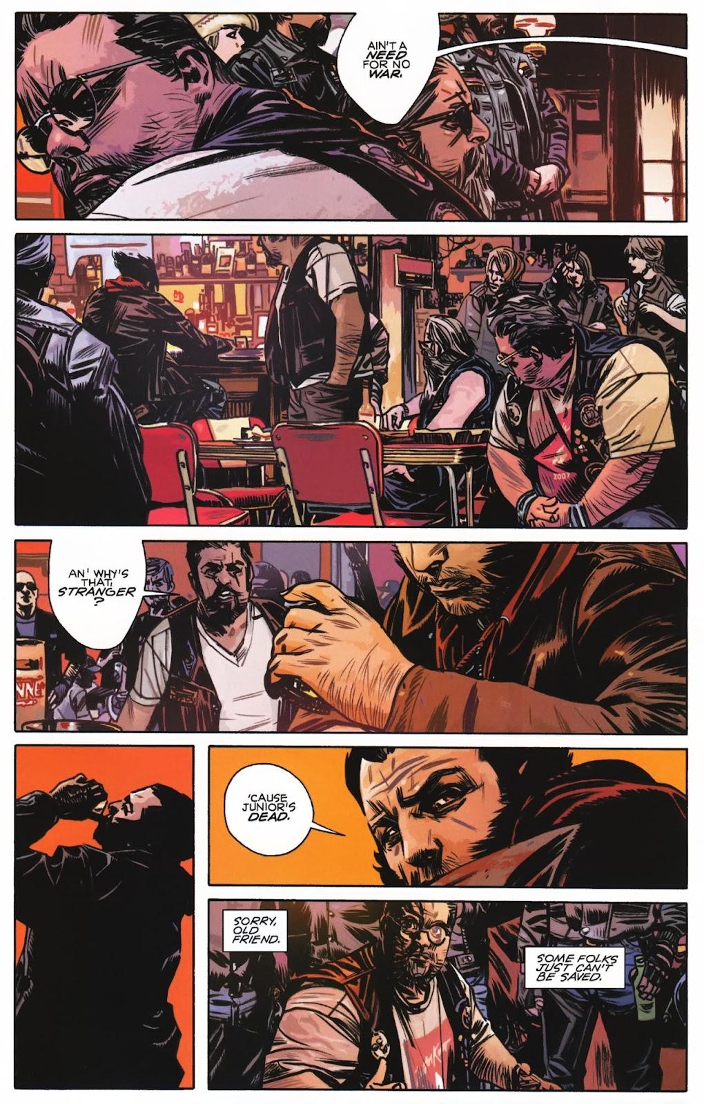 Read online Wolverine (2003) comic -  Issue #74 - 6