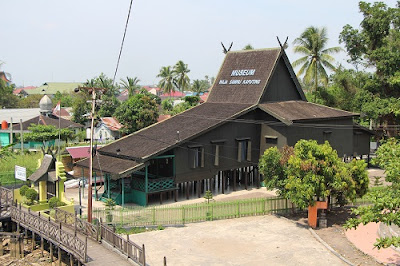 Wisata Banjarmasin - Museum Wasaka