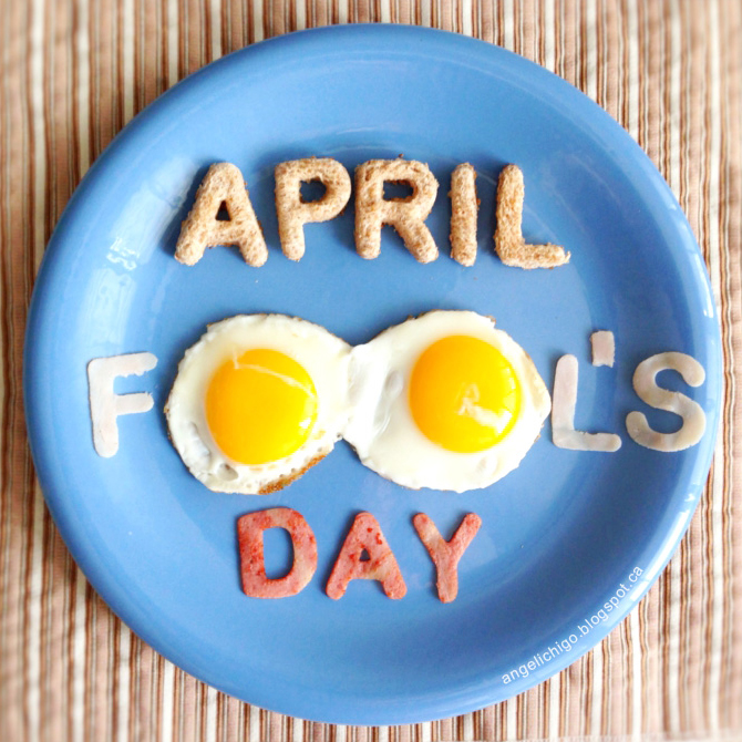 Happy April Fool's everyone!