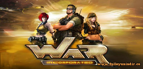 War Inc. – Modern World Combat Apk indir