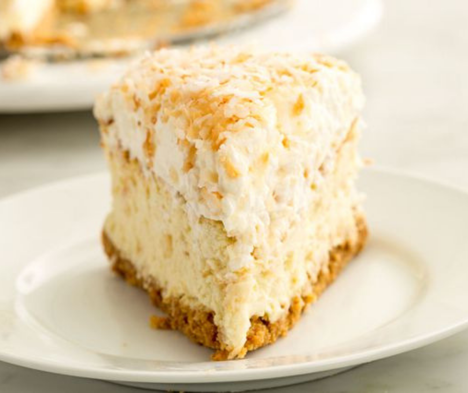 Toasted Coconut Cheesecake - food-drink-recipes.com