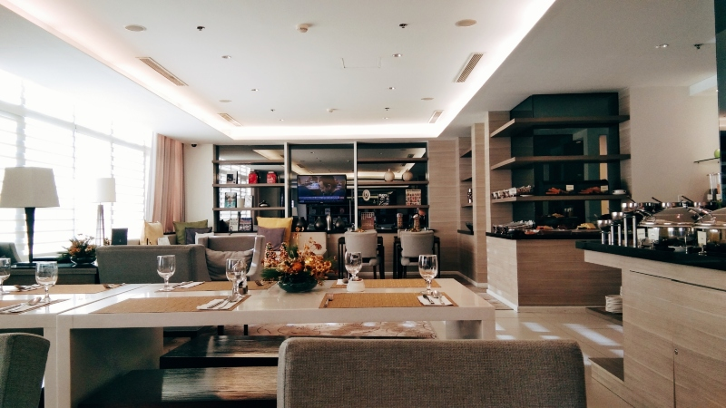 Staycation At Seda Hotel, BGC + Sun Life SINAG Awards 2018