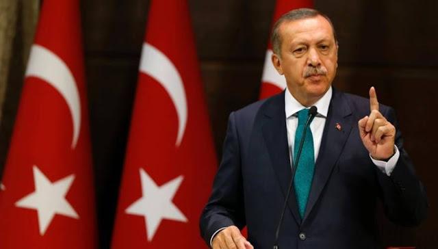 Ερντογάν: Η Τουρκία θα έχει εφεδρικά σχέδια στην περίπτωση που «ναυαγήσει» η συμφωνία με την ΕΕ για την κατάργηση της βίζας
