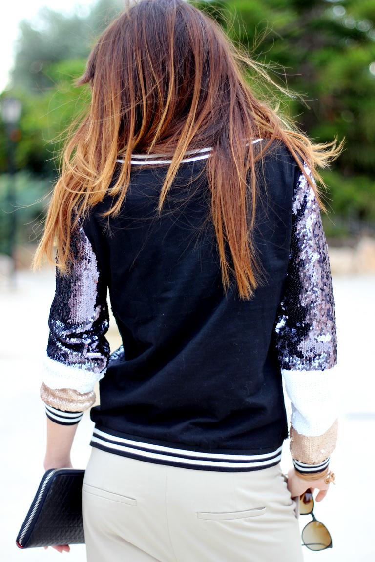 Streetstyle, lentejuelas, Shein, tendencias 2016, Anquelo JOyero, Nomination, Calzados Sandra, Buffalo London