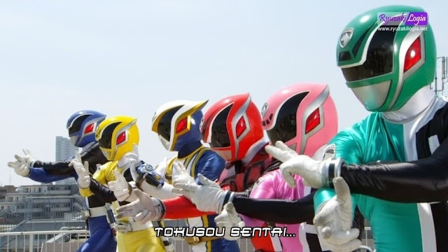 Tokusou Sentai Dekaranger The Movie: 10 Tahun Kemudian Subtitle Indonesia