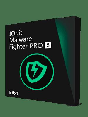 IObit Malware Fighter Pro Box Imagen