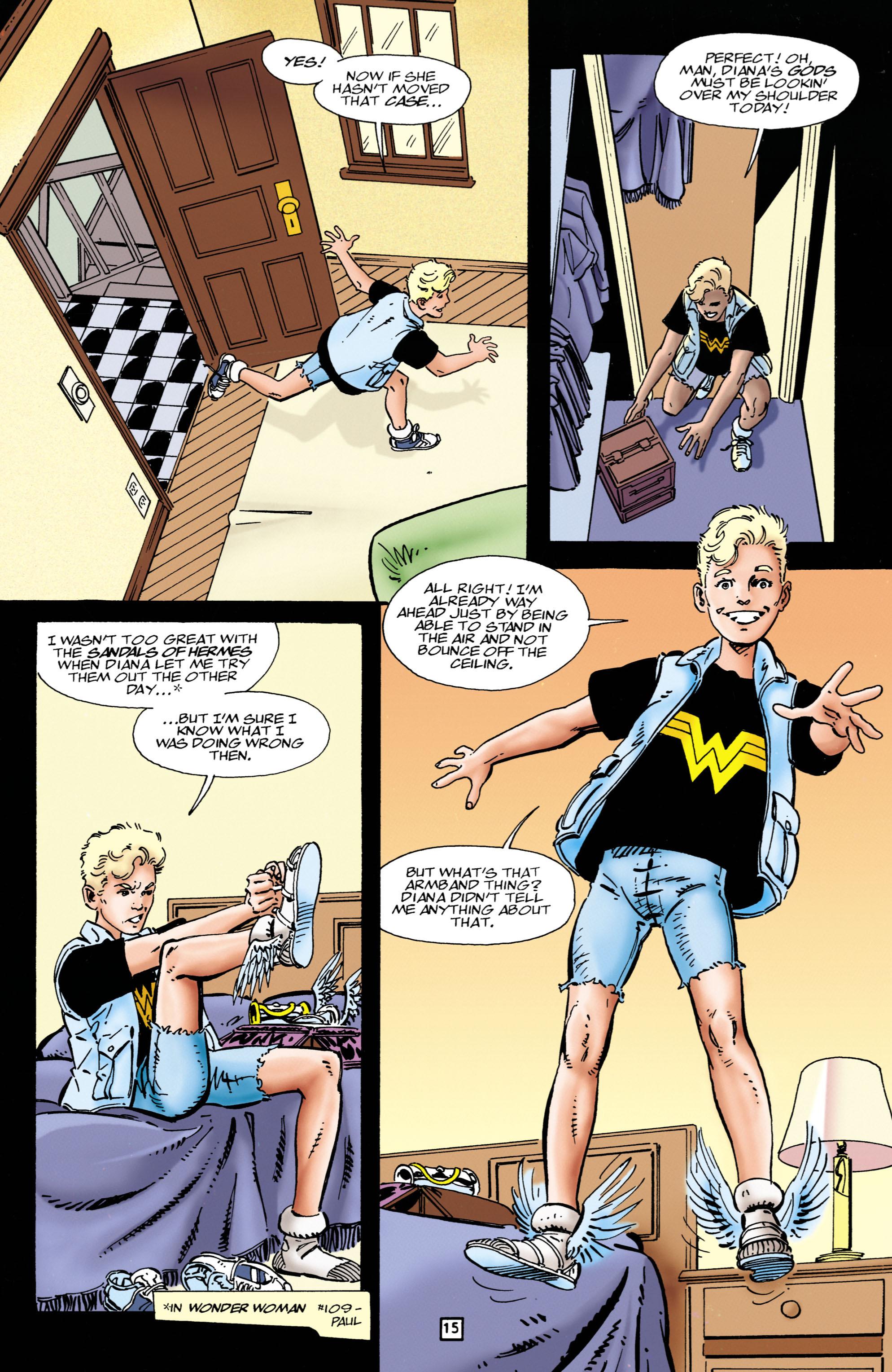 Read online Wonder Woman (1987) comic -  Issue #111 - 15