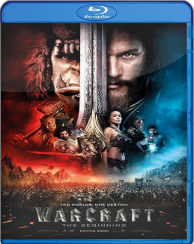 Warcraft: The Beginning [BD50] [2016] [Español]