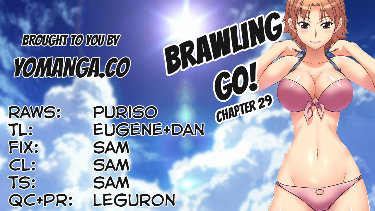 Brawling Go - Chapter 30