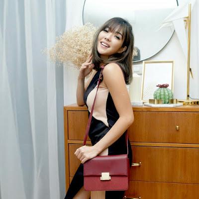 Giselle JH Emily Bag Red