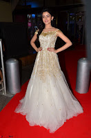 Rukshar Mir designer Anarkali Gown at 64th Jio Filmfare Awards South  2017 ~  Exclusive 043.JPG
