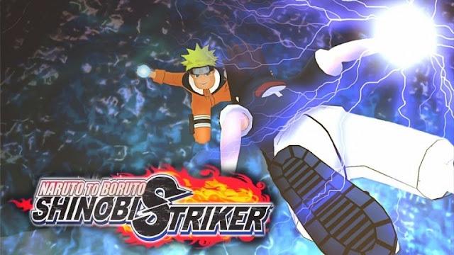 إنطلاق التسجيل في مرحلة البيتا المغلقة للعبة Naruto to Boruto : Shinobi Striker على جهاز PS4