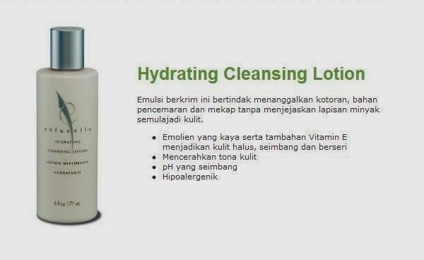 Enfuselle Hydrating Cleansing Lotion (Normal to Dry Skin)