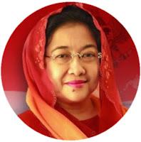 Biografi Presiden Republik Indonesia yang ke 5. Megawati Soekarnoputri