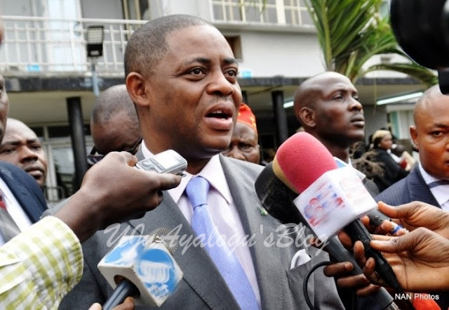 KILLING OF NUMANA CHIEF & WIFE: BUHARI WILL SAY & DO NOTHING – FANI KAYODE