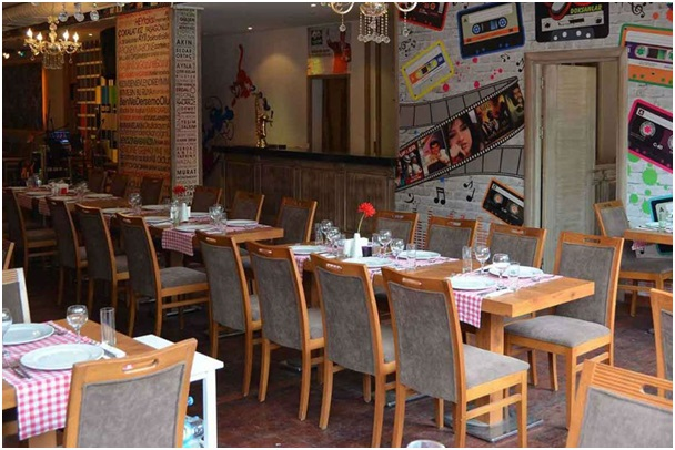 90'lar Restaurant Ankara