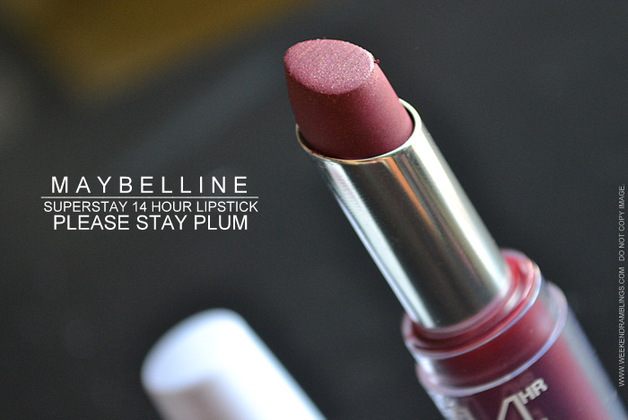 Lipstick Maybelline Hour Coupons 14
