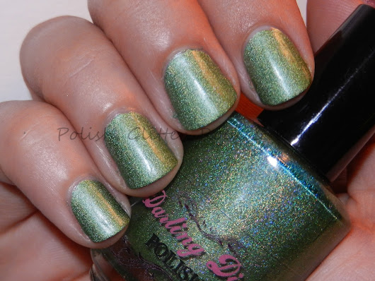 Polish. Glitter. Rock & Roll!: Darling Diva Green Diamond
