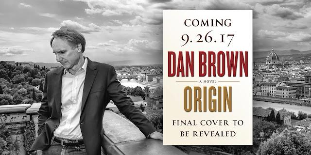 Origin by Dan Brown Cover