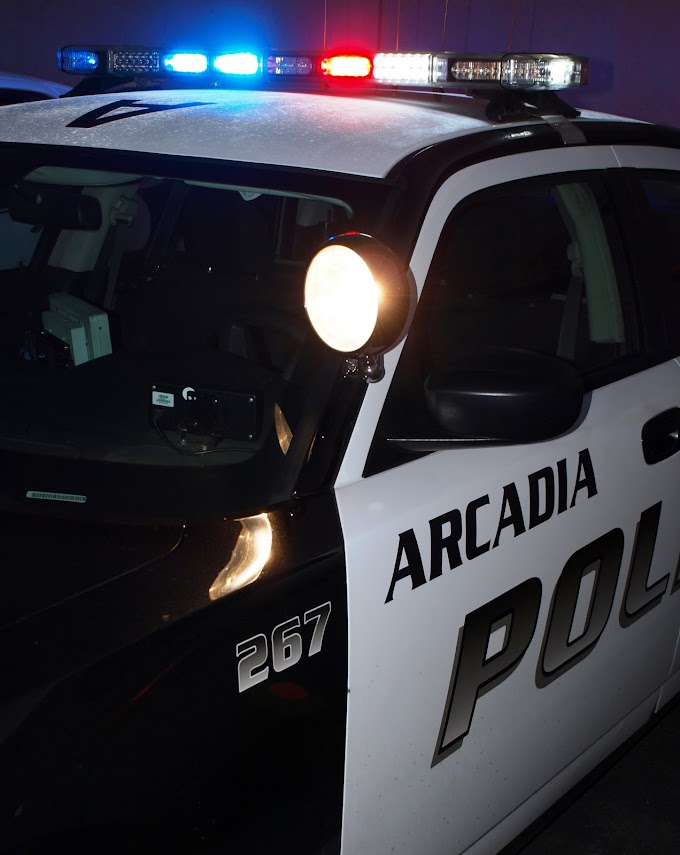 Robbery Suppression Patrols in Arcadia This Weekend