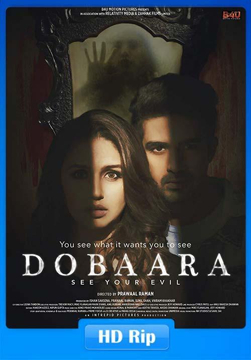 Dobaara 2018 720p HiNDi WEB-HD | 480p 300MB | 100MB HEVC