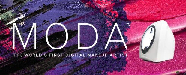 Moda, l'impression 3D maquillage de Foreo - Blog beauté Les Mousquetettes