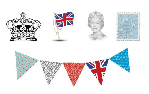 queen's birthday clip art - photo #37